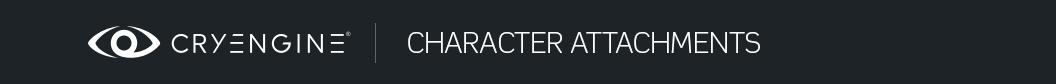 캐릭터 조립 - 캐릭터 부착 Character Attachments *