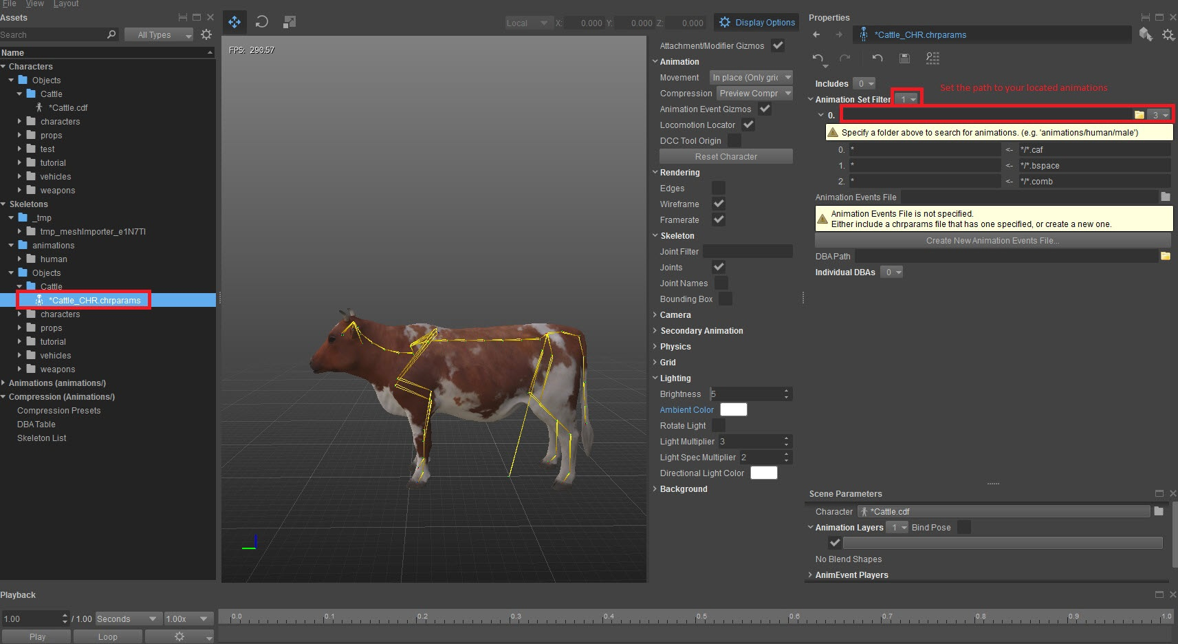 Character Design Animation Toolkit Download : Tutorial setting up a cat rig for cryengine in ds max